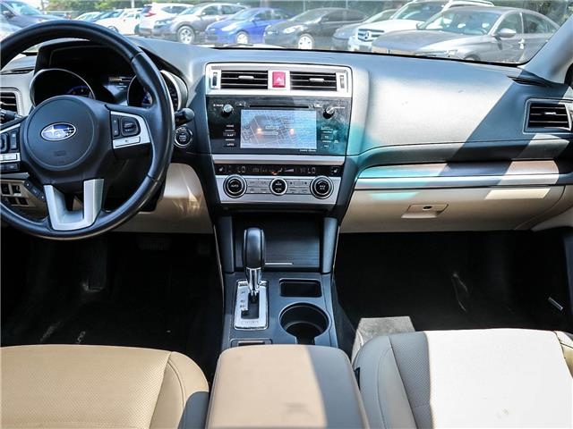 2015 Subaru Outback 2.5i Limited Package (Stk: GU0061) in Toronto - Image 14 of 27