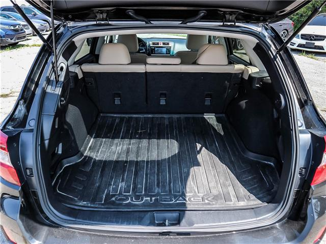 2015 Subaru Outback 2.5i Limited Package (Stk: GU0061) in Toronto - Image 16 of 27