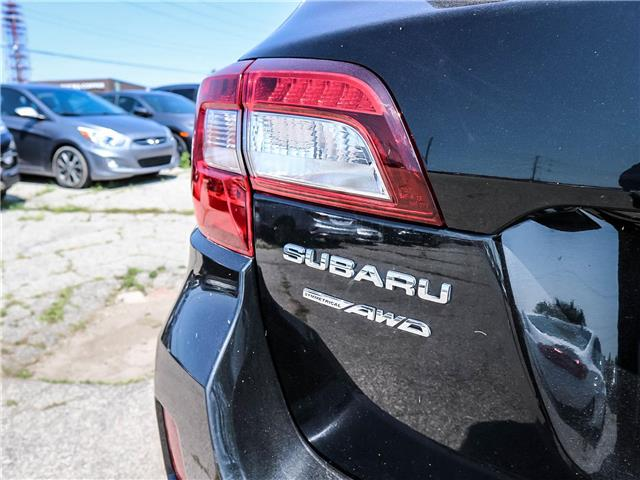 2015 Subaru Outback 2.5i Limited Package (Stk: GU0061) in Toronto - Image 18 of 27