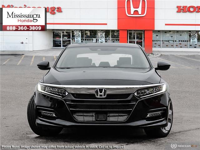 2019 Honda Accord Touring 1.5T (Stk: 326860) in Mississauga - Image 2 of 11