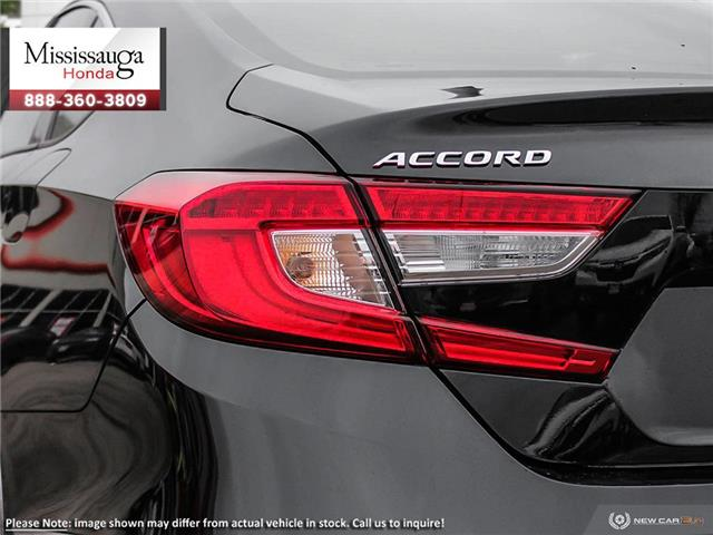 2019 Honda Accord Touring 1.5T (Stk: 326860) in Mississauga - Image 11 of 11