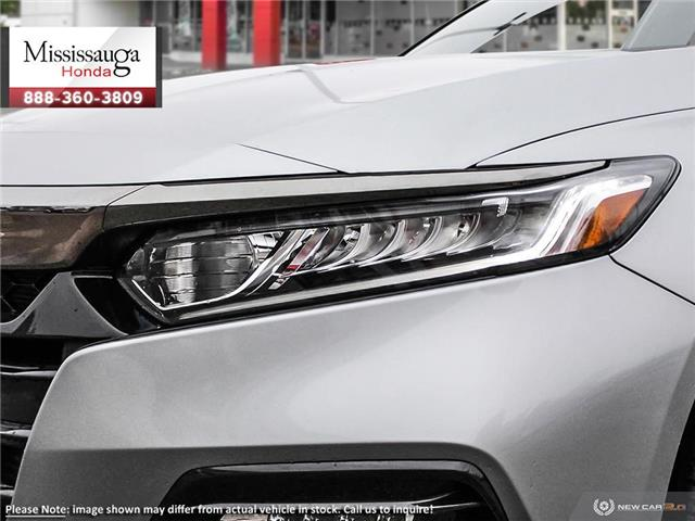 2019 Honda Accord Sport 1.5T (Stk: 326857) in Mississauga - Image 10 of 23