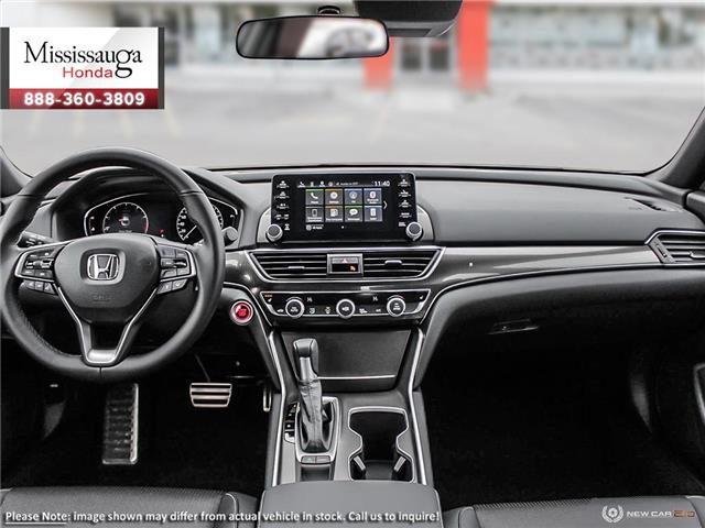 2019 Honda Accord Sport 1.5T (Stk: 326857) in Mississauga - Image 22 of 23