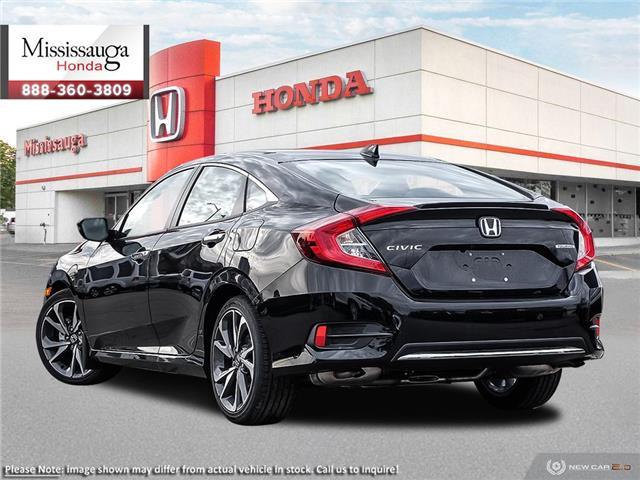 2019 Honda Civic Touring (Stk: 326845) in Mississauga - Image 4 of 23