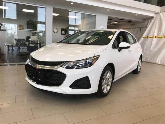2019 Chevrolet Cruze LT (Stk: S568561) in Newmarket - Image 1 of 21