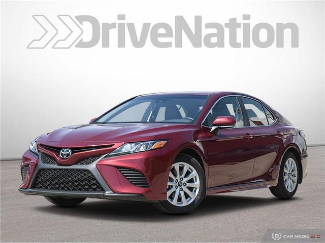 2018 Toyota Camry SE (Stk: A2953) in Saskatoon - Image 1 of 27