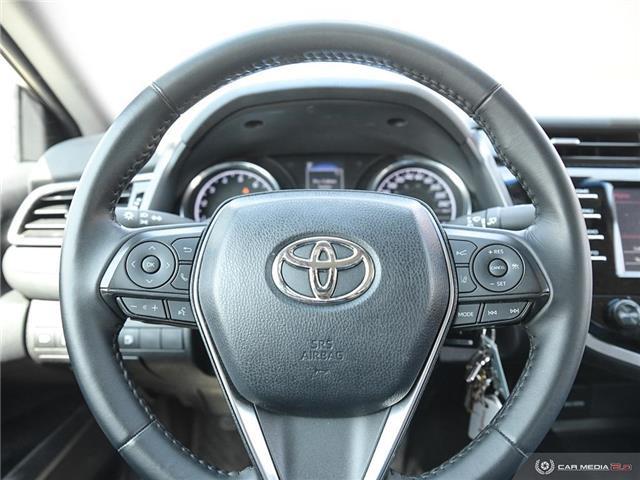 2018 Toyota Camry SE (Stk: A2953) in Saskatoon - Image 13 of 27