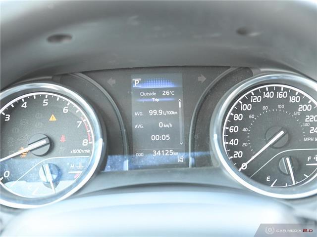 2018 Toyota Camry SE (Stk: A2953) in Saskatoon - Image 14 of 27