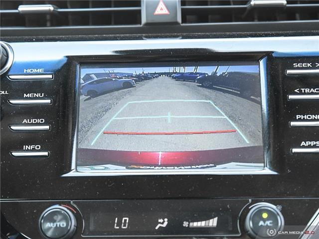 2018 Toyota Camry SE (Stk: A2953) in Saskatoon - Image 25 of 27