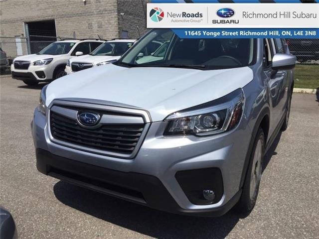 2019 Subaru Forester Convenience Eyesight CVT (Stk: 32821) in RICHMOND HILL - Image 1 of 23