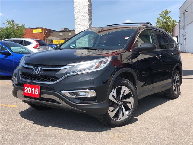 2015 Honda CR-V Touring (Stk: 58009A) in Scarborough - Image 1 of 24