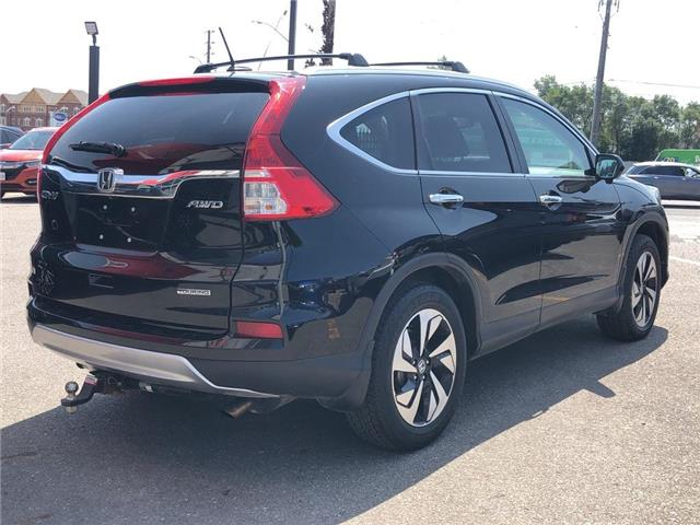 2015 Honda CR-V Touring (Stk: 58009A) in Scarborough - Image 5 of 24