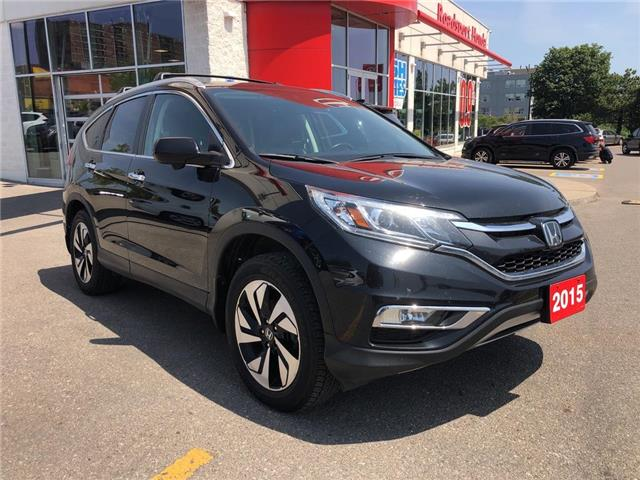 2015 Honda CR-V Touring (Stk: 58009A) in Scarborough - Image 6 of 24