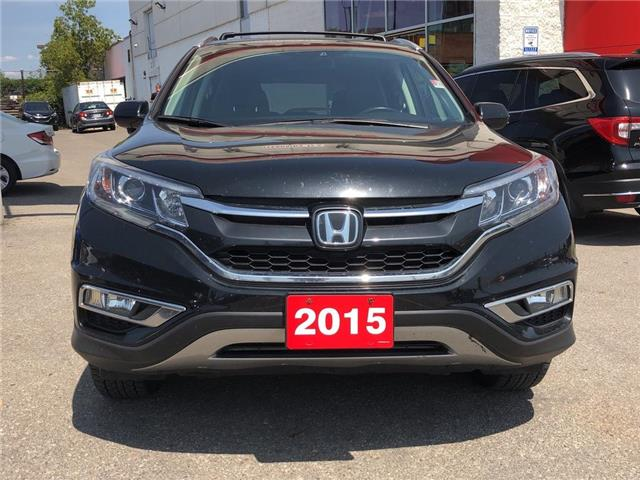 2015 Honda CR-V Touring (Stk: 58009A) in Scarborough - Image 7 of 24
