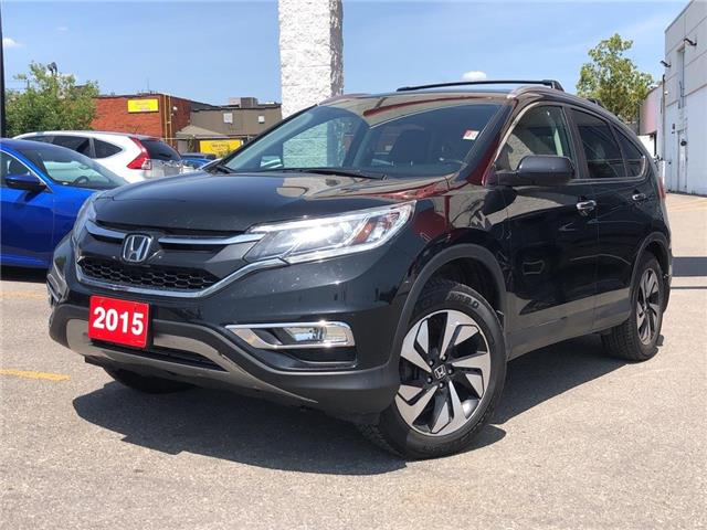 2015 Honda CR-V Touring (Stk: 58009A) in Scarborough - Image 8 of 24