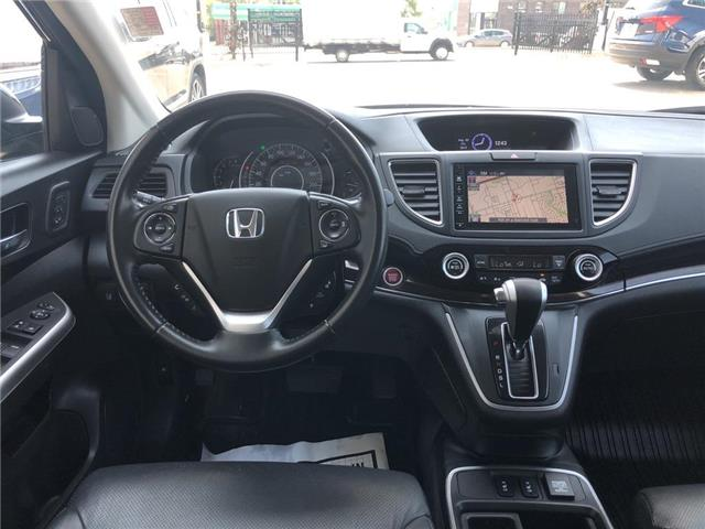 2015 Honda CR-V Touring (Stk: 58009A) in Scarborough - Image 10 of 24