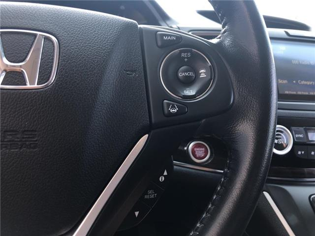 2015 Honda CR-V Touring (Stk: 58009A) in Scarborough - Image 13 of 24