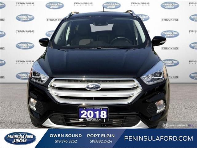 2018 Ford Escape Titanium (Stk: 1836) in Owen Sound - Image 2 of 26