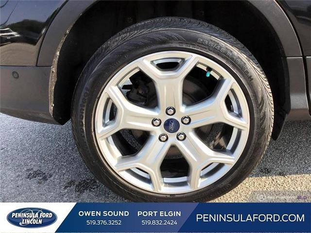 2018 Ford Escape Titanium (Stk: 1836) in Owen Sound - Image 6 of 26