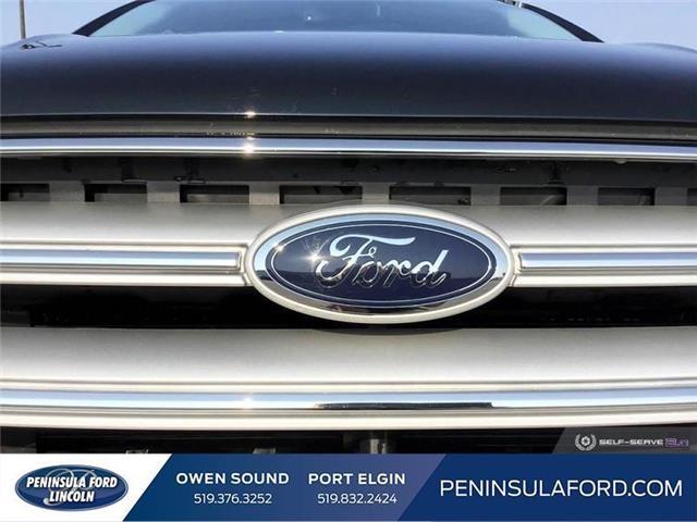 2018 Ford Escape Titanium (Stk: 1836) in Owen Sound - Image 9 of 26