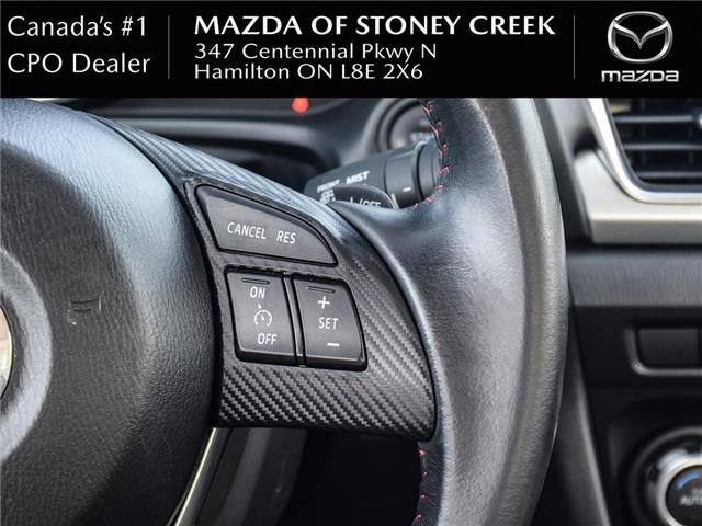2016 Mazda Mazda3 GT (Stk: SU1324) in Hamilton - Image 19 of 24