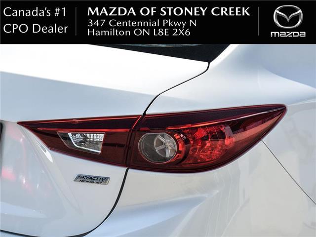 2016 Mazda Mazda3 GX (Stk: SU1330) in Hamilton - Image 8 of 24