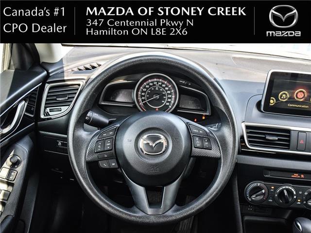 2016 Mazda Mazda3 GX (Stk: SU1330) in Hamilton - Image 17 of 24