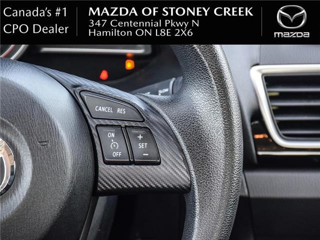 2016 Mazda Mazda3 GX (Stk: SU1330) in Hamilton - Image 20 of 24