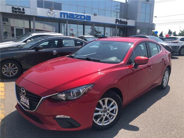 2015 Mazda Mazda3 GS (Stk: P-4190) in Woodbridge - Image 1 of 23
