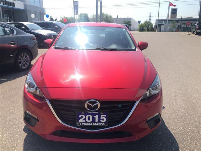 2015 Mazda Mazda3 GS (Stk: P-4190) in Woodbridge - Image 2 of 23