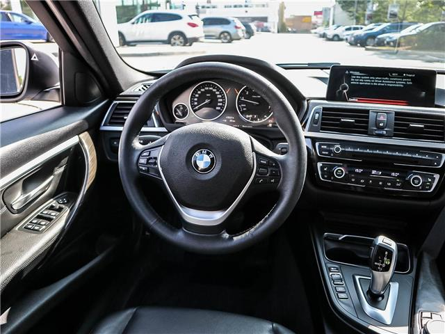 2016 BMW 328i xDrive (Stk: P9059) in Thornhill - Image 14 of 30