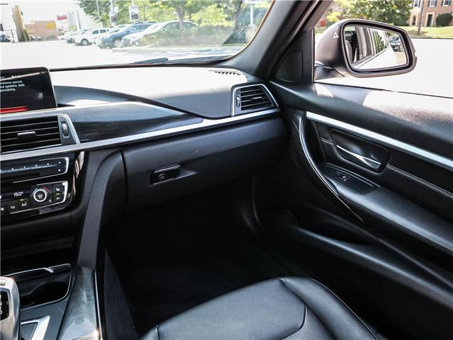 2016 BMW 328i xDrive (Stk: P9059) in Thornhill - Image 16 of 30