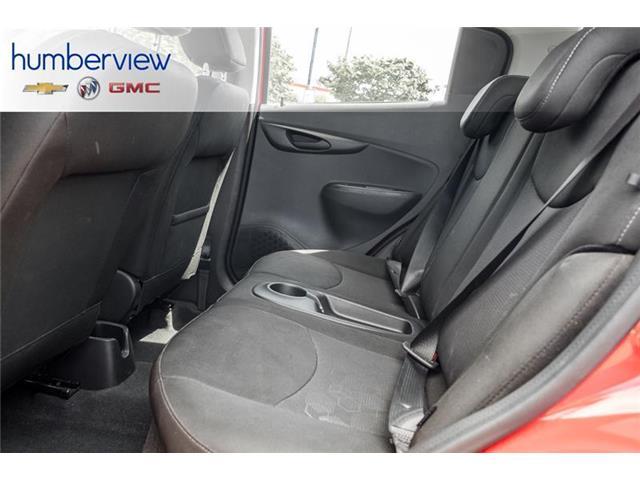 2016 Chevrolet Spark 1LT CVT (Stk: B122379DPA) in Toronto - Image 14 of 18