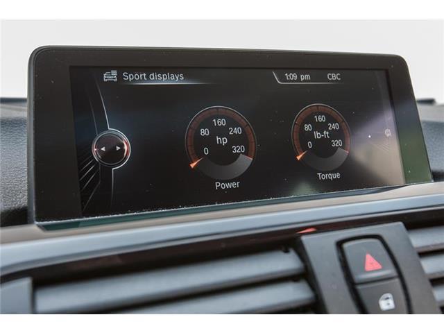 2015 BMW 328i xDrive (Stk: O12352) in Markham - Image 17 of 18