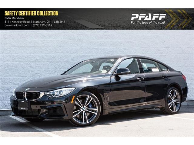 2015 BMW 435i xDrive Gran Coupe (Stk: A12263) in Markham - Image 1 of 21
