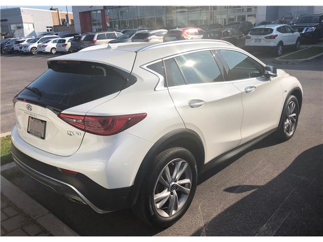2018 Infiniti QX30 Luxe (Stk: DEMO-H7594) in Thornhill - Image 4 of 4