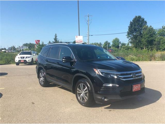 2017 Honda Pilot EX-L RES (Stk: P1962A) in Smiths Falls - Image 6 of 13