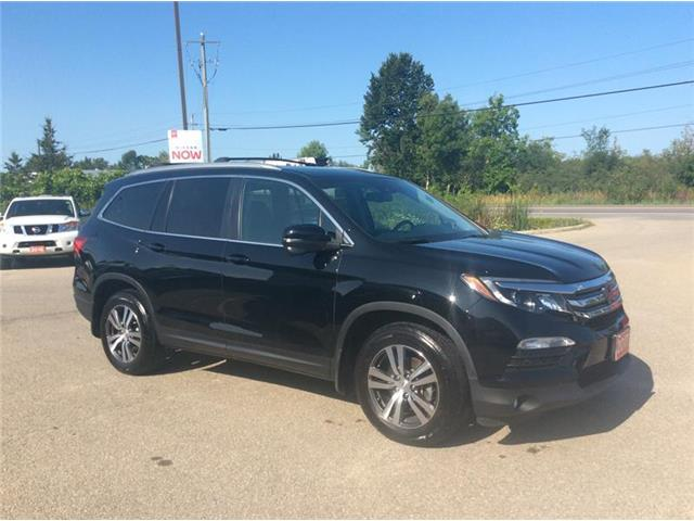2017 Honda Pilot EX-L RES (Stk: P1962A) in Smiths Falls - Image 10 of 13