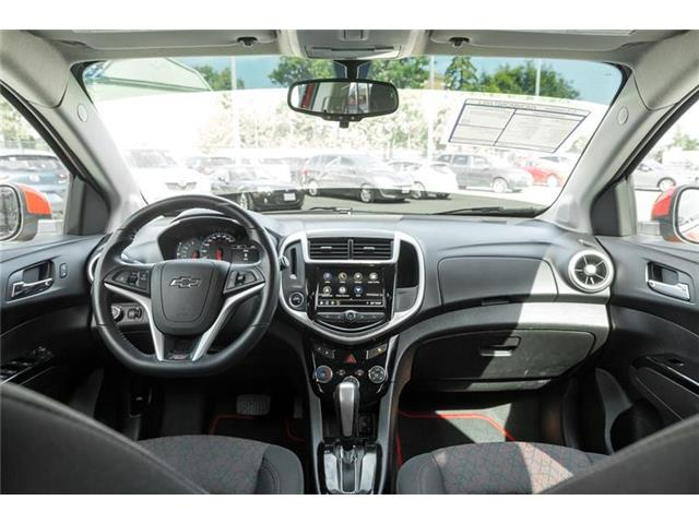 2018 Chevrolet Sonic LT Auto (Stk: P0422A) in Richmond Hill - Image 19 of 20