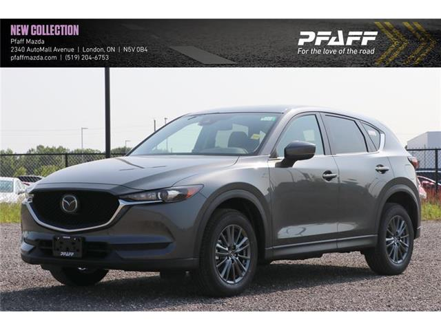 2019 Mazda CX-5 GS (Stk: LM9307) in London - Image 1 of 10