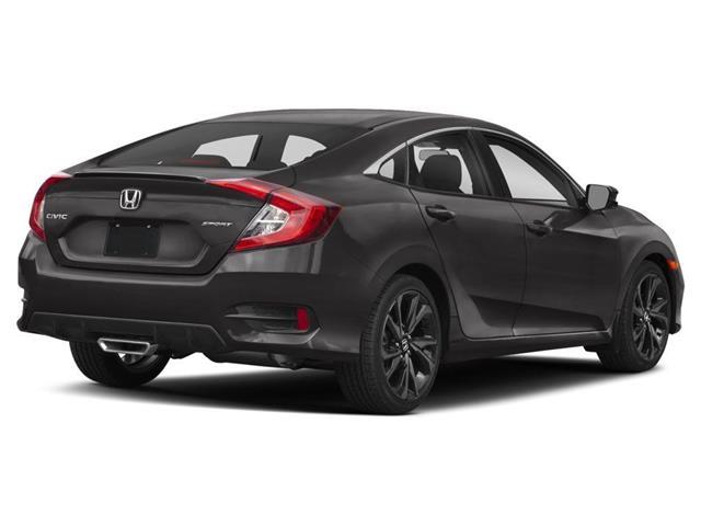 2019 Honda Civic Sport (Stk: 58600) in Scarborough - Image 3 of 9
