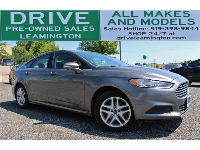 2013 Ford Fusion SE (Stk: D0106) in Leamington - Image 1 of 24