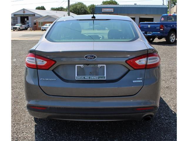 2013 Ford Fusion SE (Stk: D0106) in Leamington - Image 6 of 24