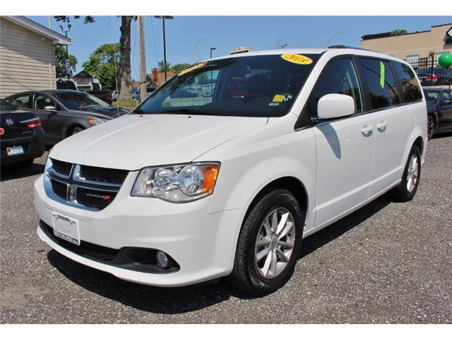 2018 Dodge Grand Caravan CVP/SXT (Stk: D0109) in Leamington - Image 3 of 28
