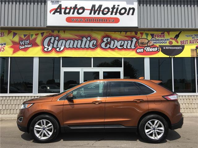 2017 Ford Edge SEL (Stk: 19875) in Chatham - Image 2 of 17