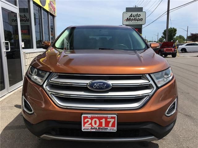 2017 Ford Edge SEL (Stk: 19875) in Chatham - Image 5 of 17