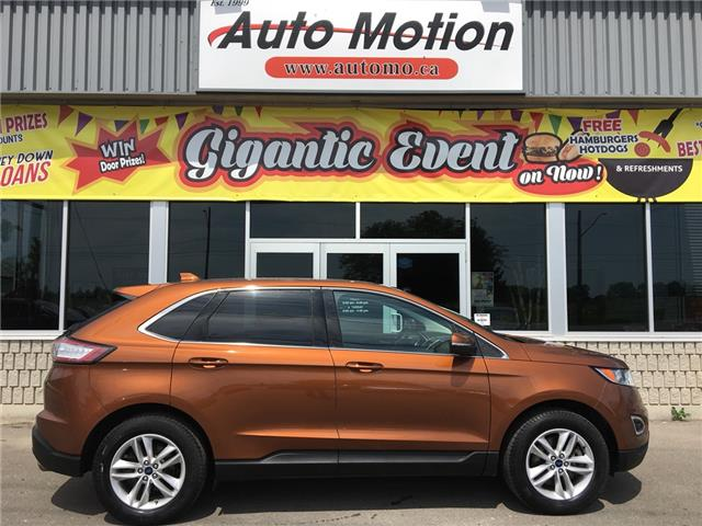 2017 Ford Edge SEL (Stk: 19875) in Chatham - Image 3 of 17