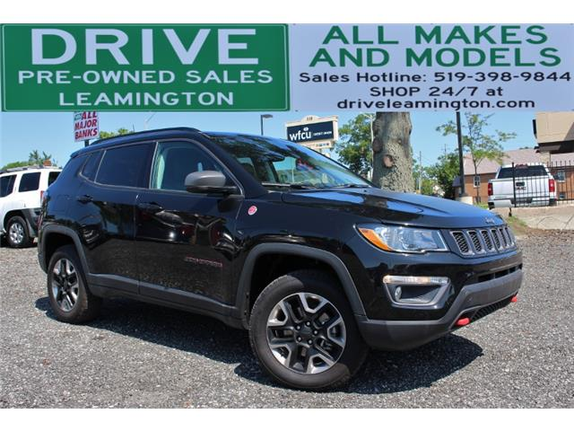 2018 Jeep Compass Trailhawk (Stk: D0111) in Leamington - Image 1 of 29