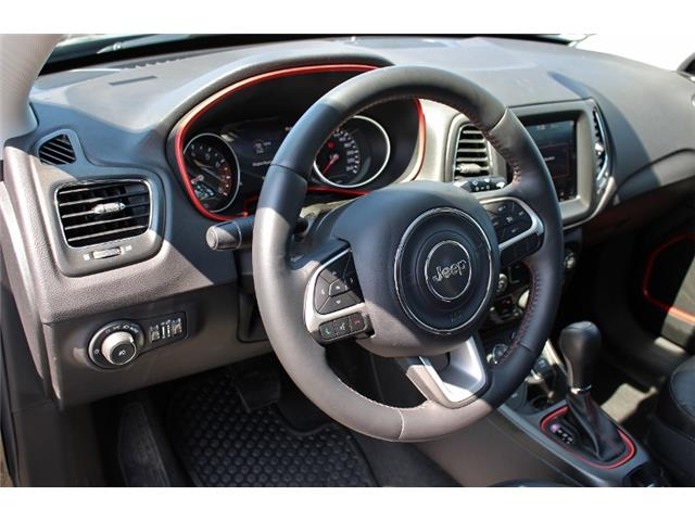 2018 Jeep Compass Trailhawk (Stk: D0111) in Leamington - Image 9 of 29