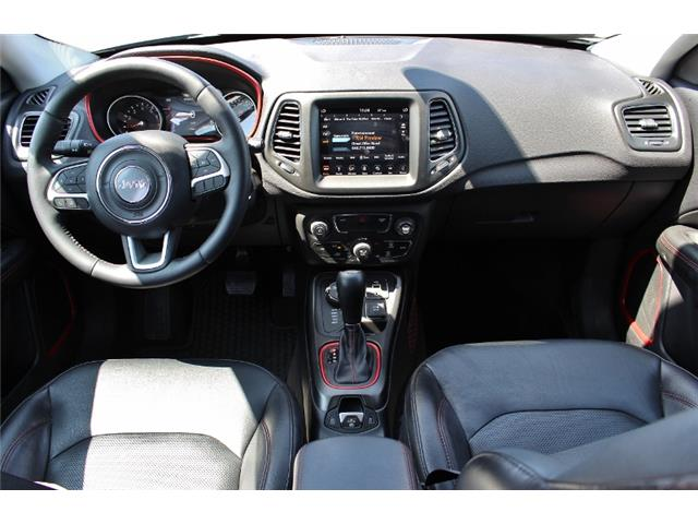 2018 Jeep Compass Trailhawk (Stk: D0111) in Leamington - Image 10 of 29